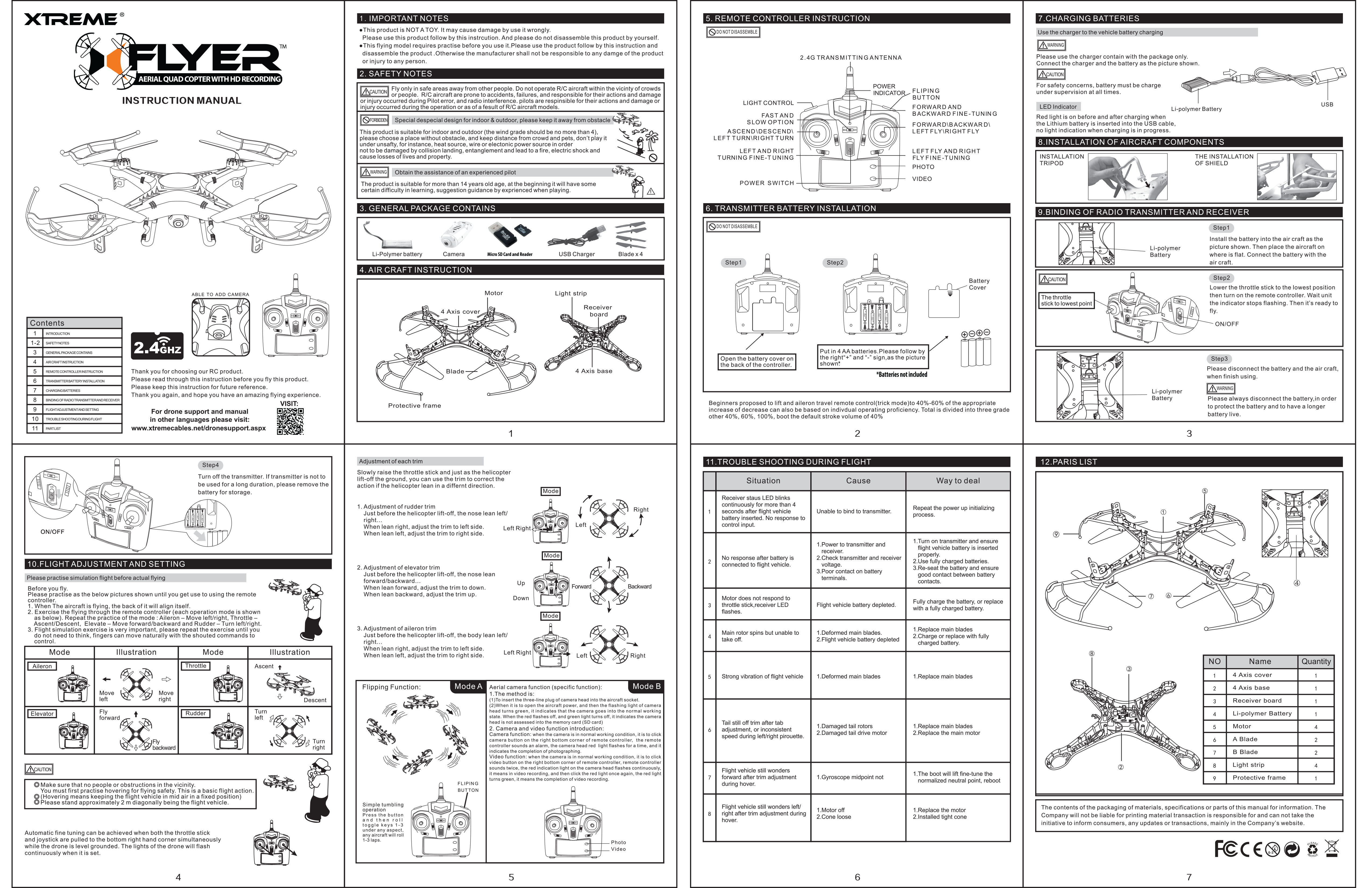 Image Result For X Drone Instructions